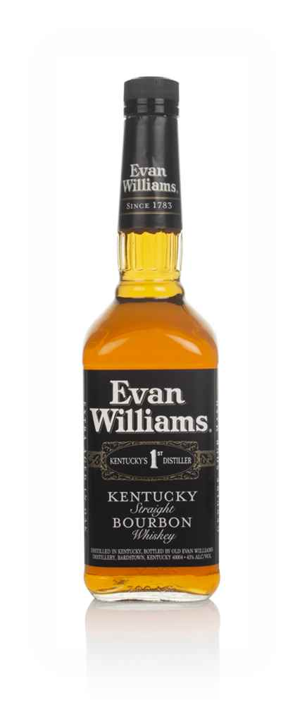 Evan Williams Extra Aged