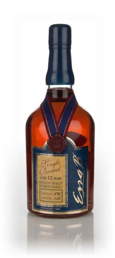 Ezra Brooks 12 Year Old (cask 595)