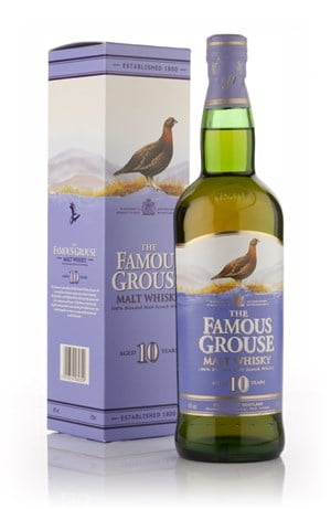 Famous Grouse 10 Year Old