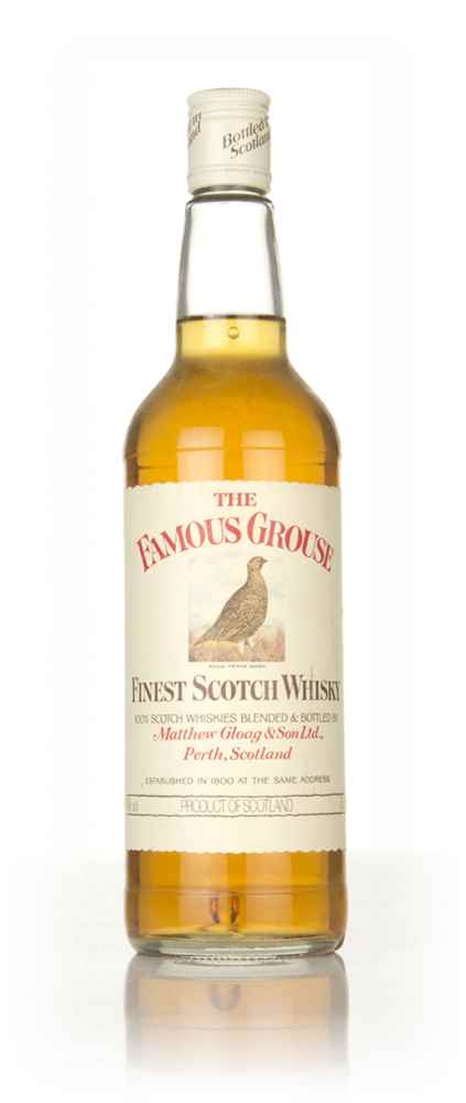 Famous Grouse (75cl) - 1980s