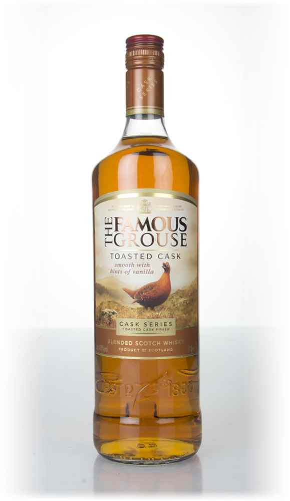 Famous Grouse Toasted Cask Finish (1L)