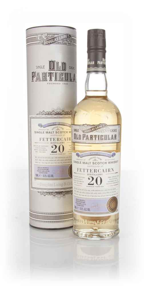 Fettercairn 20 Year Old 1995 (cask 11084) - Old Particular (Douglas Laing)