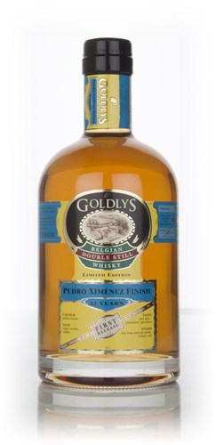Goldlys 12 Year Old Pedro Ximénez Cask Finish (1st Release)