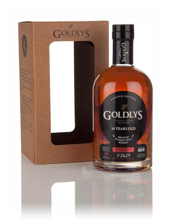 Goldlys 14 Year Old Manzanilla Cask Finish (cask 2629)