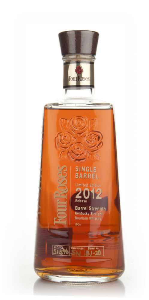 Four Roses Limited Edition Single Barrel - 2012 (51.3%)