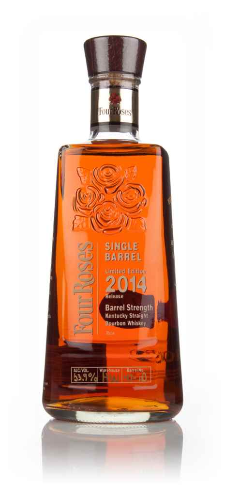 Four Roses Limited Edition Single Barrel - 2014 (53.9%)