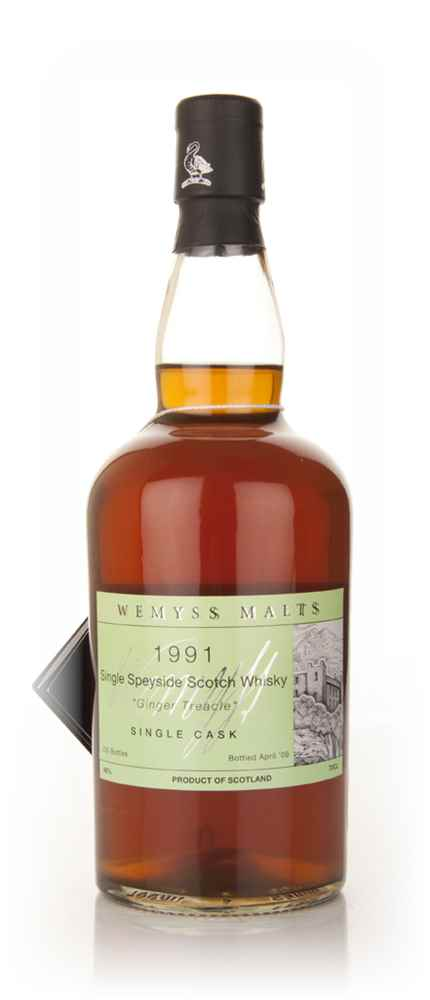 Ginger Treacle 1991 (Wemyss Malts)