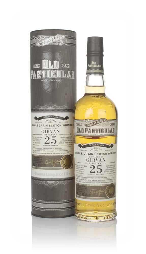 Girvan 25 Year Old 1993 (cask 13102) - Old Particular (Douglas Laing)