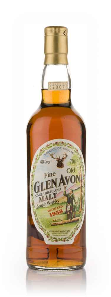 Glen Avon 1958 (Gordon and MacPhail)