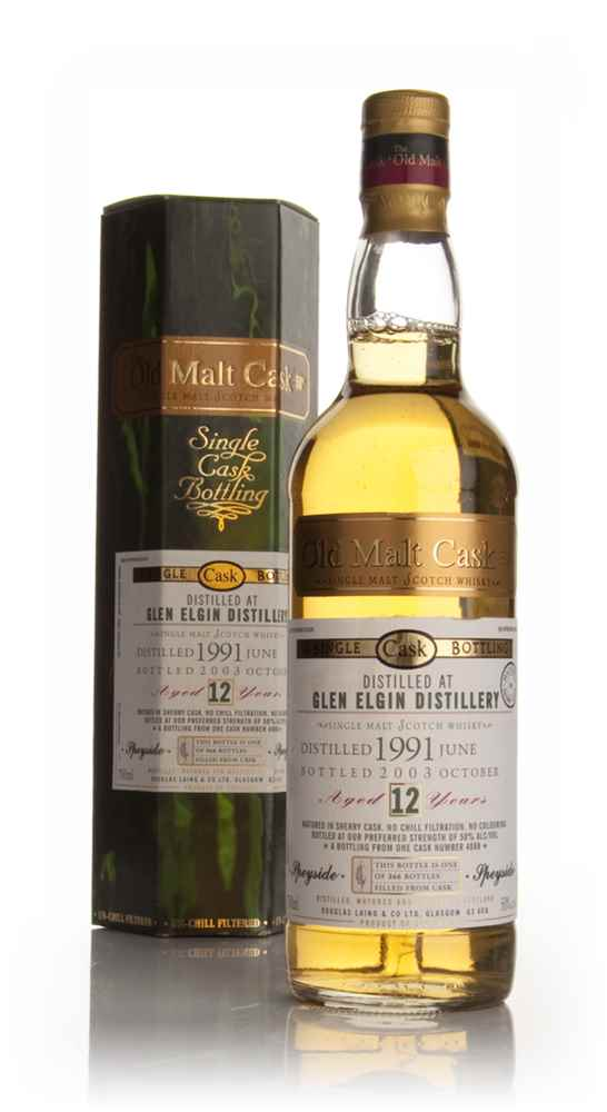 Glen Elgin 12 Year Old 1991 - Old Malt Cask (Douglas Laing)