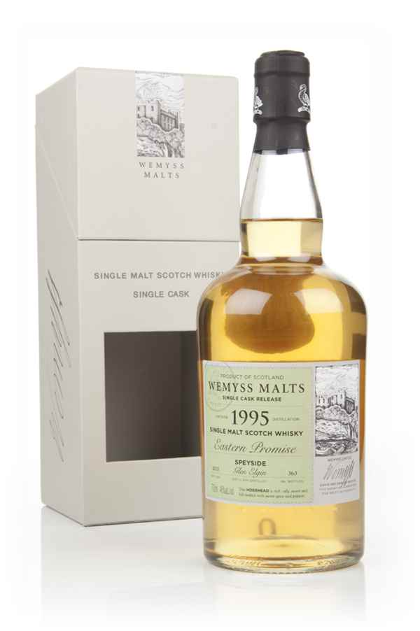 Eastern Promise 1995 - Wemyss Malts (Glen Elgin)