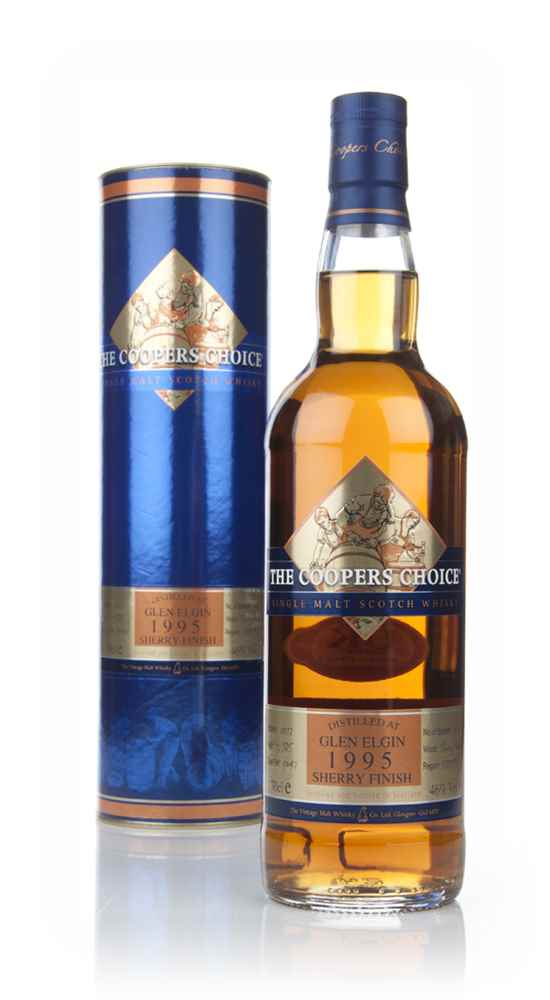 Glen Elgin 17 Year Old 1995 (cask 9043) - The Coopers Choice (The Vintage Malt Whisky Co.)