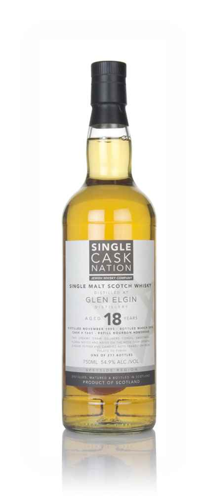 Glen Elgin 18 Year Old 1995 (Single Cask Nation)