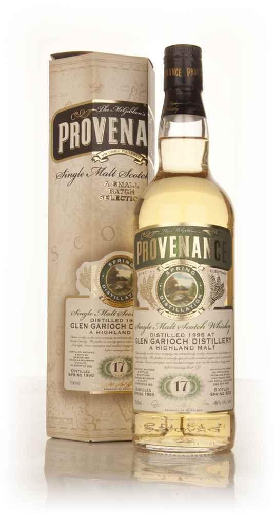 Glen Garioch 17 Year Old 1995 (cask 9767) - Provenance (Douglas Laing)