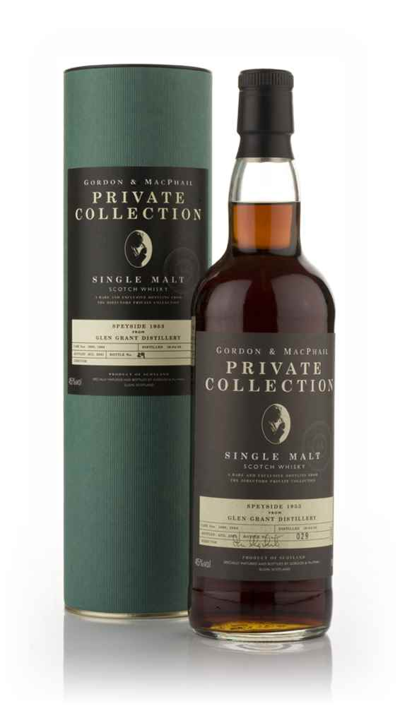 Glen Grant 1953 - Private Collection (Gordon and MacPhail)
