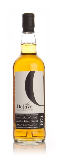 Glen Grant 35 Year Old 1974 - The Octave (Duncan Taylor)