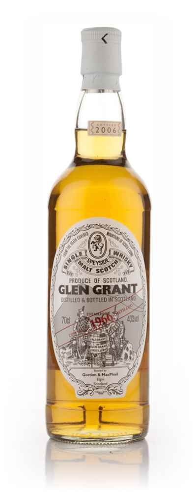 Glen Grant 1990 (Gordon and MacPhail)