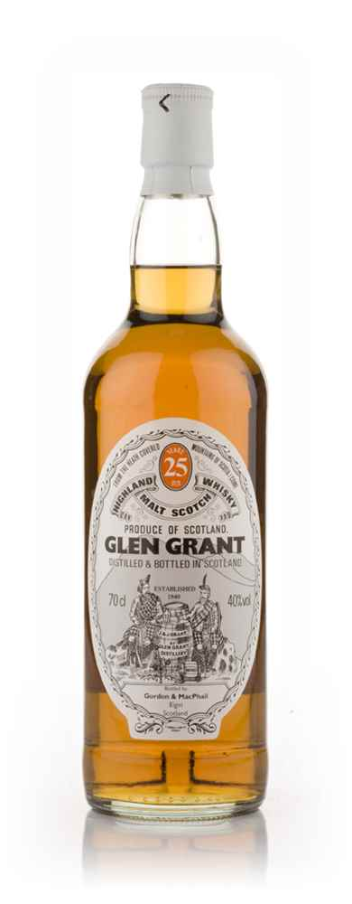 Glen Grant 25 Year Old (Gordon and MacPhail)