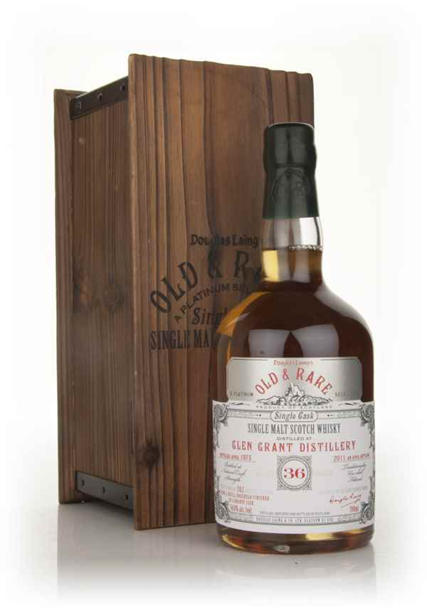 Glen Grant 36 Year Old 1975 - Old and Rare (Douglas Laing)