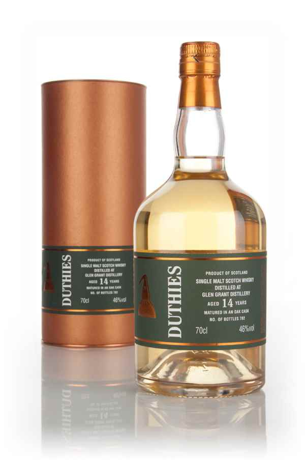 Glen Grant 14 Year Old - Duthies (WM Cadenhead)