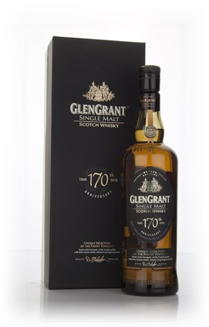 Glen Grant 170th Anniversary Edition