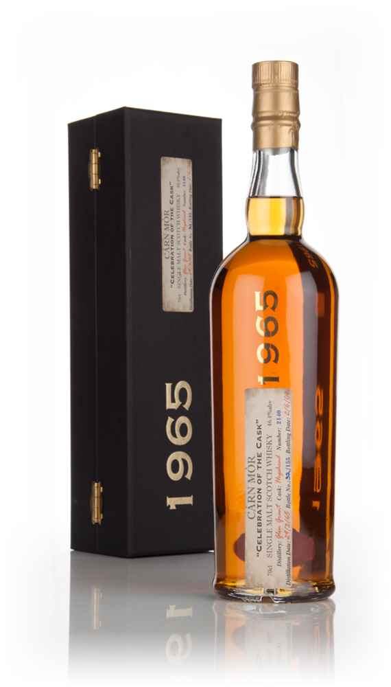 Glen Grant 43 Year Old 1965 (cask 2140) - Celebration of the Cask (Càrn Mòr)