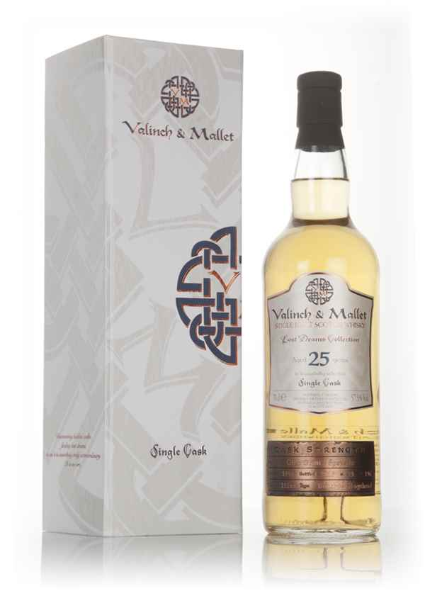 Glen Grant 25 Year Old 1990 - Lost Drams Collection (Valinch & Mallet)