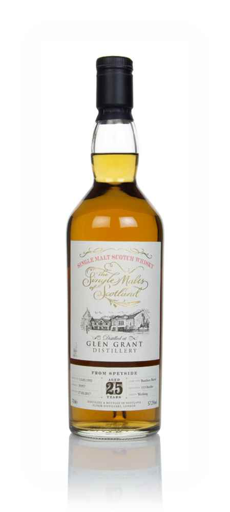 Glen Grant 25 Year Old 1992 (cask 35957) - The Single Malts of Scotland