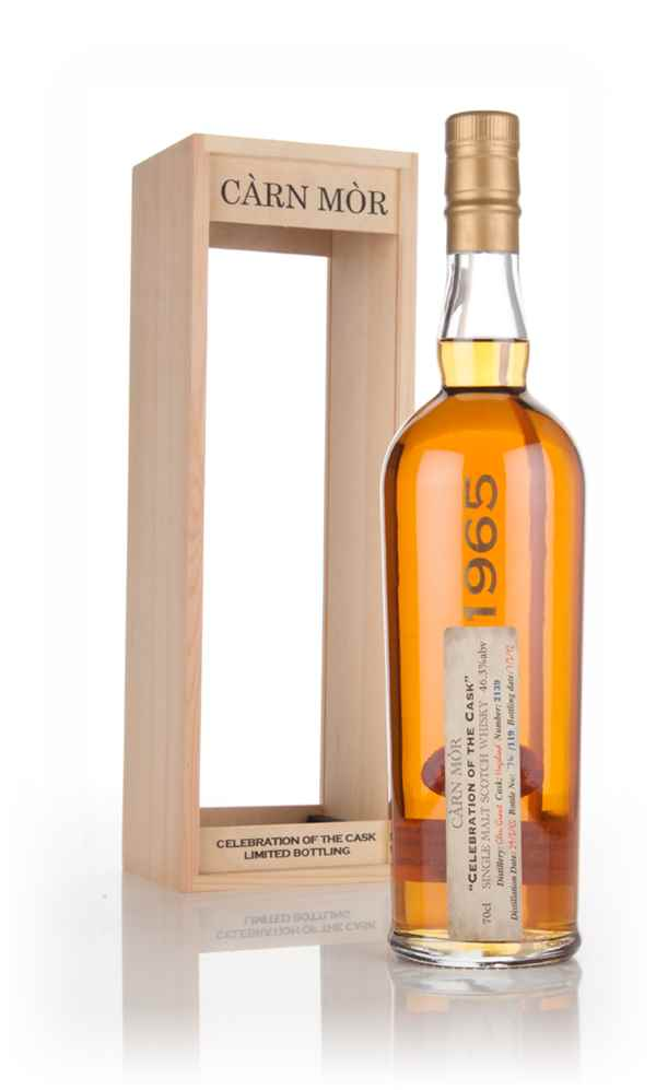 Glen Grant 46 Year Old 1965 (cask 2139) - Celebration of the Cask (Càrn Mòr)