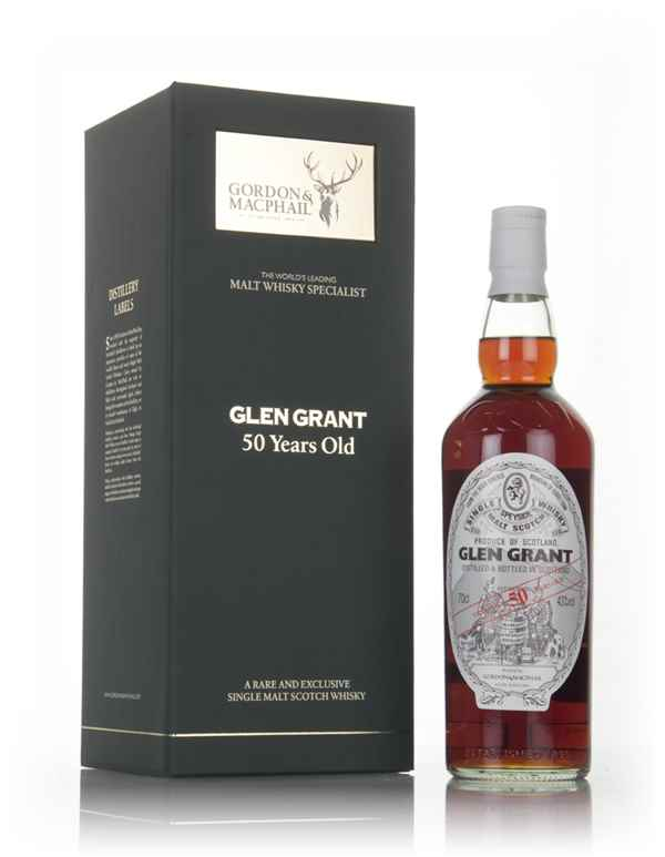 Glen Grant 50 Year Old (Gordon & MacPhail)