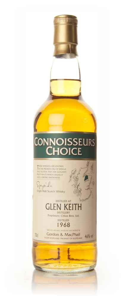 Glen Keith 1968 - Connoisseurs Choice (Gordon and MacPhail)