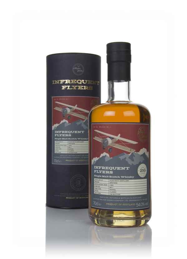Glen Keith 26 Year Old 1993 (cask 8511) - Infrequent Flyers (Alistair Walker)