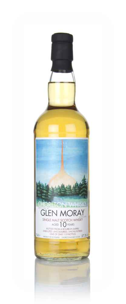 Glen Moray 10 Year Old (Chorlton Whisky)