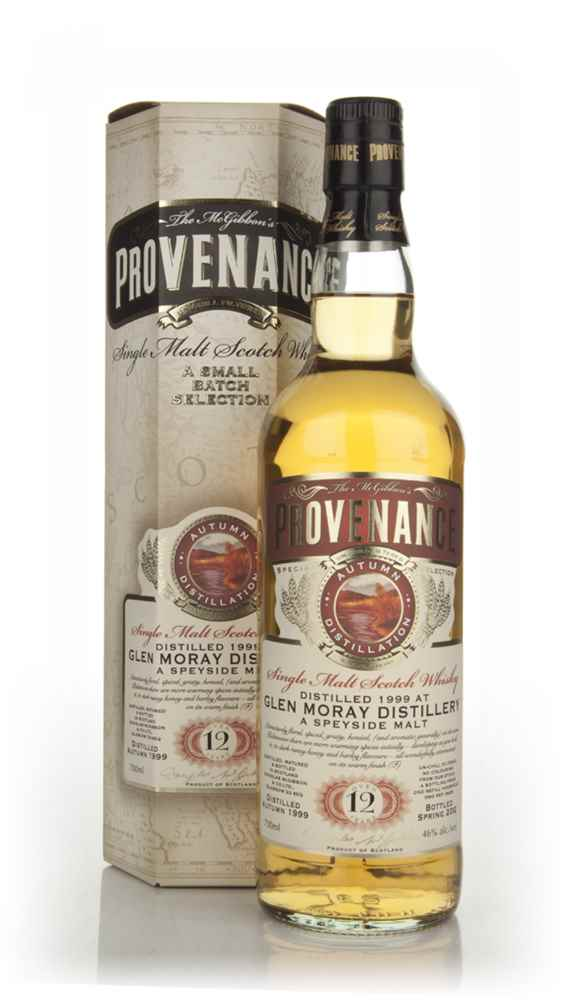 Glen Moray 12 Year Old 1999 (cask 8435) - Provenance (Douglas Laing)
