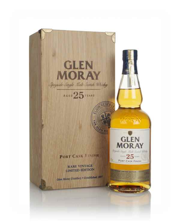 Glen Moray 25 Year Old 1994 Port Cask Finish