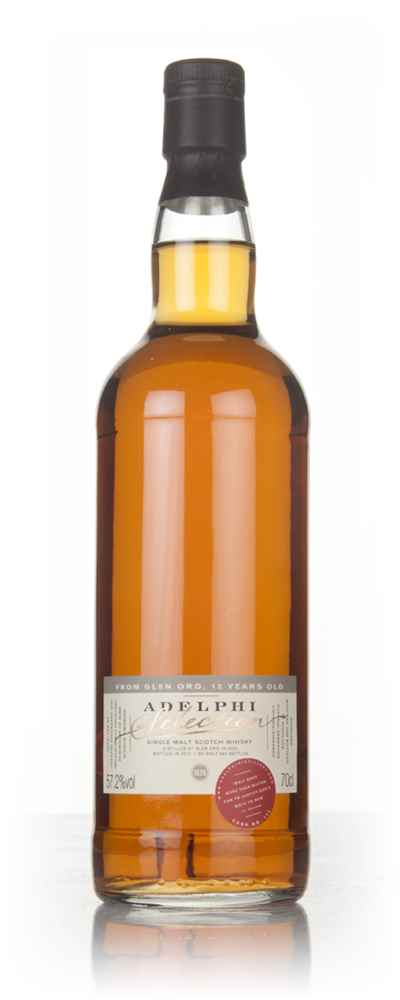 Glen Ord 12 Year Old 2004 (cask 152) (Adelphi)