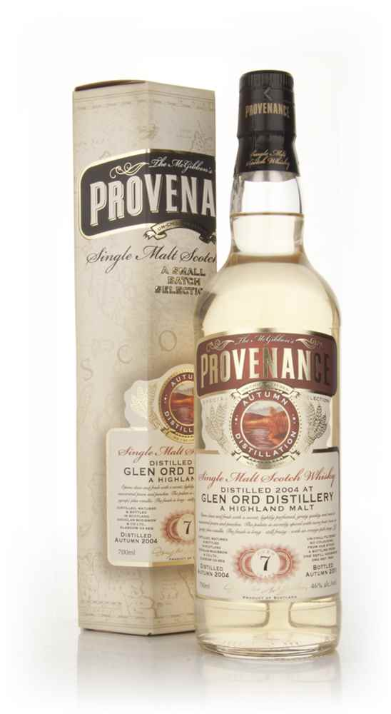 Glen Ord 7 Year Old 2004 - Provenance (Douglas Laing)