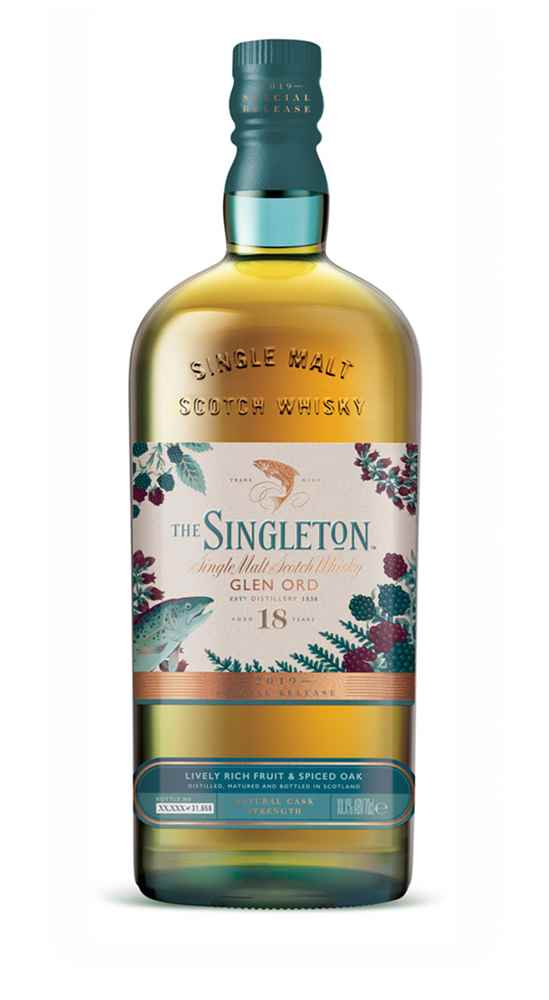 The Singleton of Glen Ord 18 Year Old (Special Release 2019)