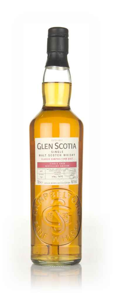 Glen Scotia 12 Year Old 2002 (cask 196) - Distillery Edition
