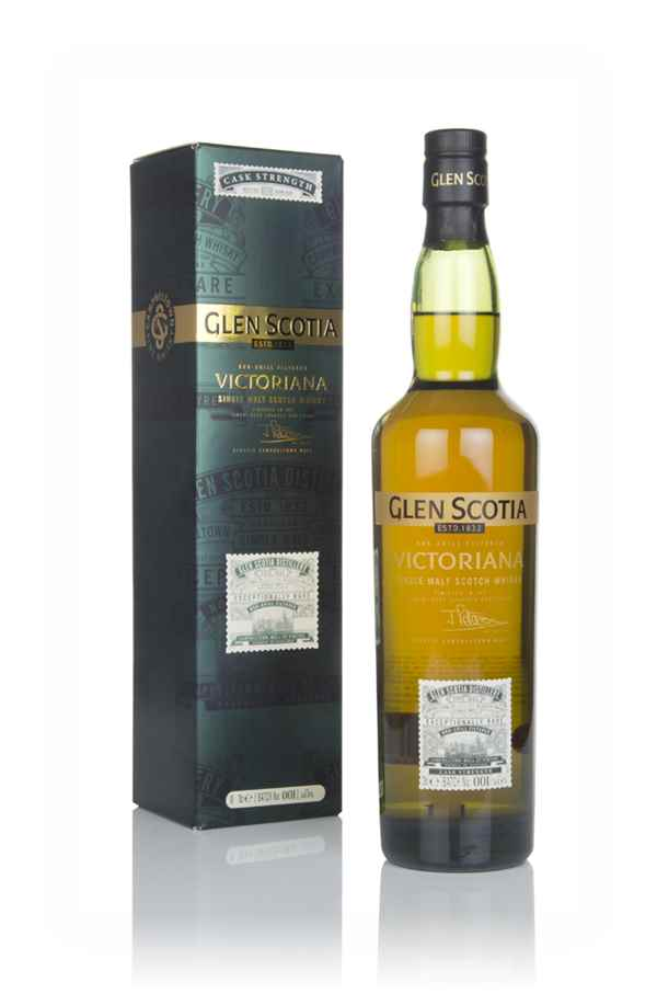 Glen Scotia Victoriana Cask Strength - Batch 001
