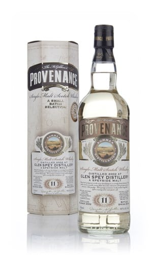 Glen Spey 11 Year Old 2002 (cask 10192) - Provenance (Douglas Laing)