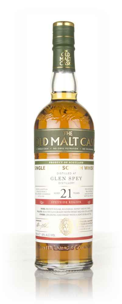 Glen Spey 21 Year Old 1997 (cask 15029) - Old Malt Cask (Hunter Laing)