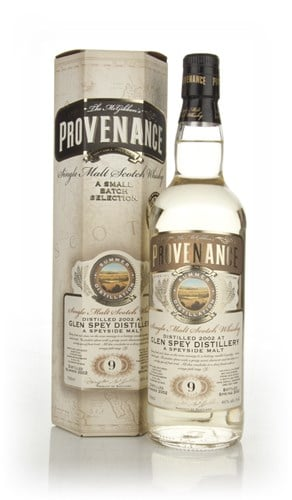 Glen Spey 9 Year Old 2002 (cask 8468) - Provenance (Douglas Laing)