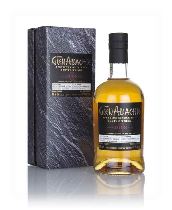GlenAllachie 10 Year Old 2008 (cask 24829) - Single Cask