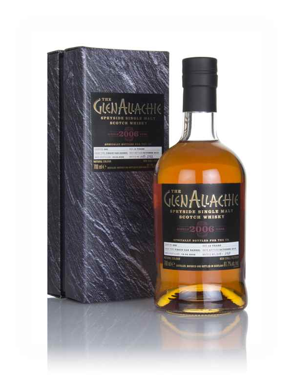 GlenAllachie 12 Year Old 2006 (cask 896) - Single Cask
