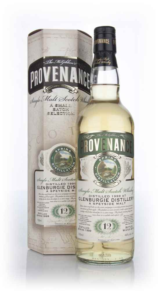 Glenburgie 12 Year Old 1999 (cask 8015) - Provenance (Douglas Laing)