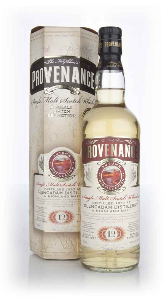 Glencadam 12 Year Old 1999 (cask 6298) - Provenance (Douglas Laing)