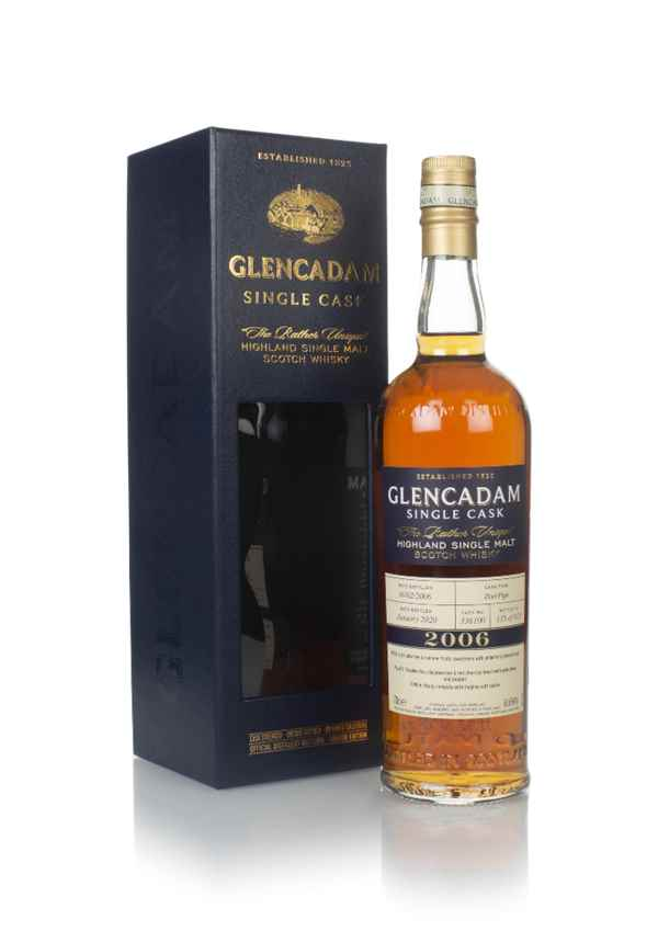 Glencadam 13 Year Old 2006 (cask 336100) - Port Pipe Matured