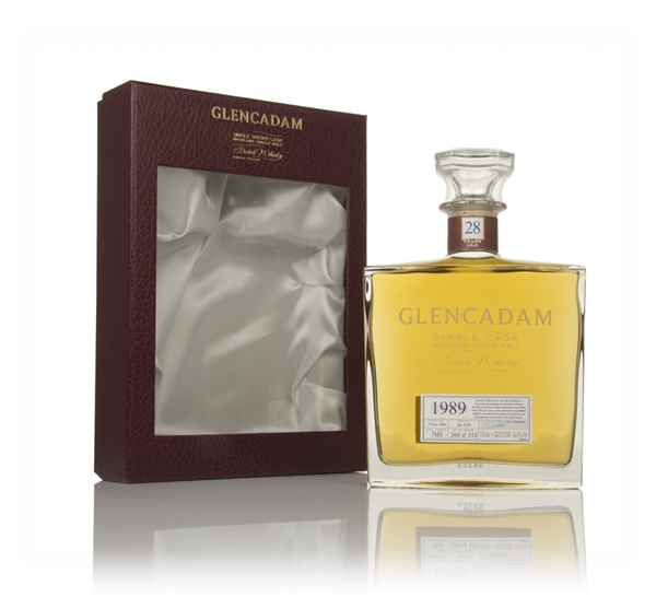 Glencadam 28 Year Old 1989 (cask 7455)