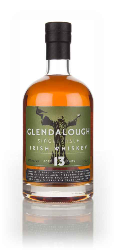 Glendalough 13 Year Old Irish Whiskey
